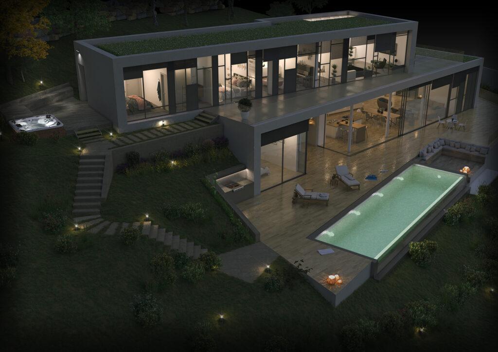 https://ocube.eu/wp-content/uploads/2021/08/maison-haut-de-gamme-terrasse-piscine-nuit-lumiere-ocube.jpg